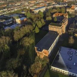 college-olv-ten-doorn-vanuit-de-lucht